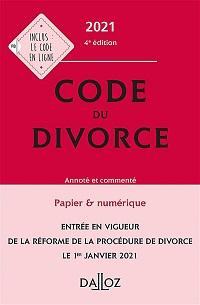divorce et procédures de divorce